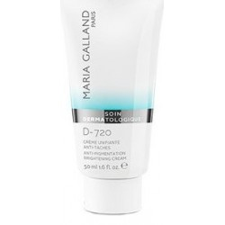 D 720 Creme Unifiante Anti Taches Maria Galland Soin Dermatologique