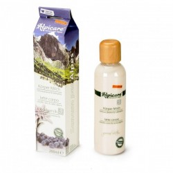 Vitalis Latte Corpo Bio Mirtillo Nero & Stella Alpina da 200 ml